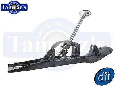 66 67 Chevelle Shifter Assembly With Handle Automatic 3 Speed