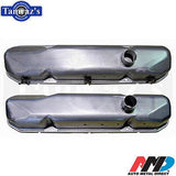 1964-65 Mopar Big Block 361 / 383 / 413 Valve Covers PAIR -  AMD