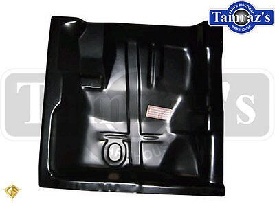 68-72 GM A Body Interior Floor Pan Section LEFT REAR