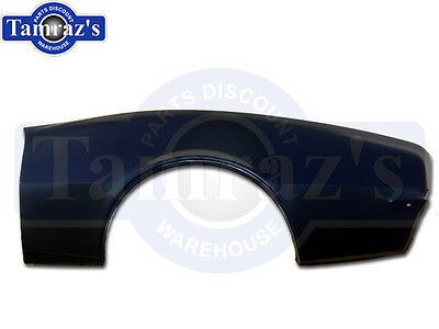 67-68 Camaro Rear Quarter Panel Skin - LH Left Hand New