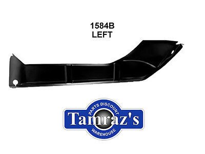 66 67 GTO LeMans Trunk Floor Extension Drop Off Panel LH