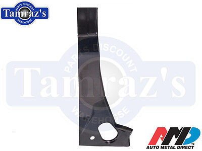 66-67 Mopar B Body Inner Fender To Cowl Panel Lower Bracket - LH AMD New