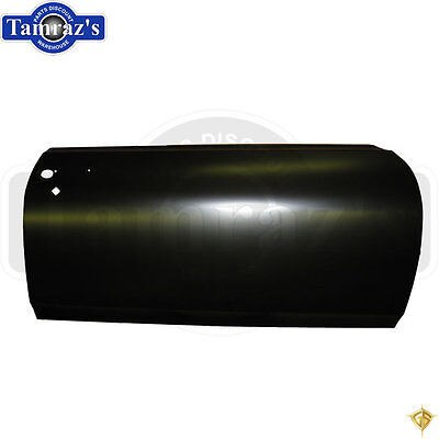 68-72 Chevy II Nova Outer Door Skin Panel - Golden Star - RH