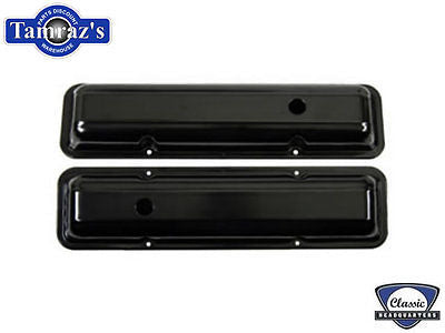 68 Chevy Small Block SB Valve Covers PAINTED Pair