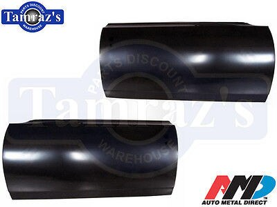 68-70 Mopar B Body Door Skin - Pair LH & RH NEW TOOLING by AMD