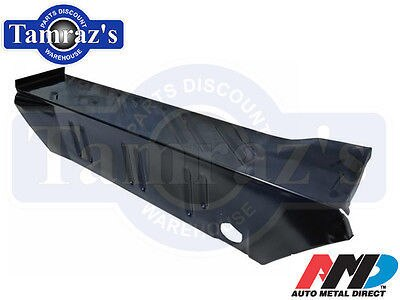 70-74 Dodge Dart Trunk Floor Extension Drop Off - RH AMD New