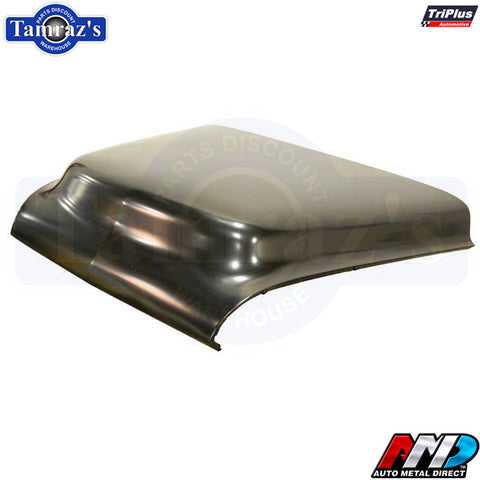 55-56 Chevy Fullsize Truck Replacement Hood - Second Design AMD