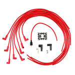 WIRE SET UNIV RED 8MM