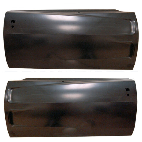 68-70 Charger Door Skin PAIR - NEW TOOLING by AMD