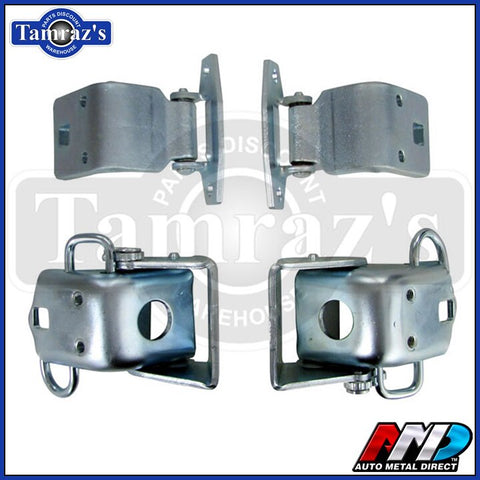 G F Style X-Body Door Hinge Mounting Bolt Set Correct O.E 68-81 for GM A
