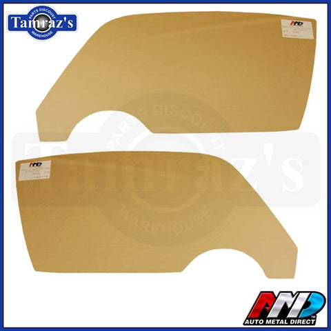 70-81 GM F Body Door Window Glass Tinted - AMD Tooling - PAIR