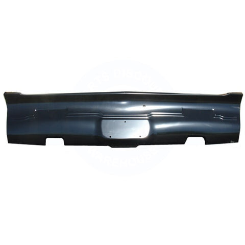 1968 1969 Barracuda Rear Valance Panel with Tips AMD