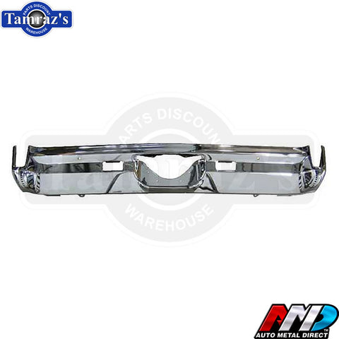 1970 1971 1972 Monte Carlo Triple Plated Chrome Rear Bumper - NEW AMD TOOLING