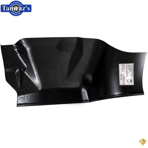 70-74 for GM F-Body Bottom of Firewall to Interior Floor Pan TOE BOARD Panel LH