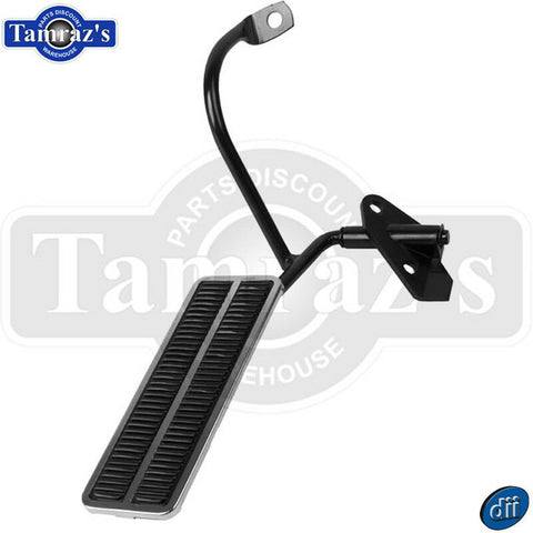 68-9 GM F Body Gas Accelerator Pedal & Arm Assembly 6-Cylinder / Dual Carburetor