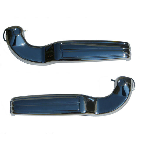 Camaro GTO Chevelle Nova Impala Cutlass Inside Inner Door Handle Pair