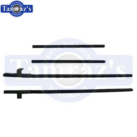 1968 - 1972 Nova Quarter Window Glass Weatherstrip Kit