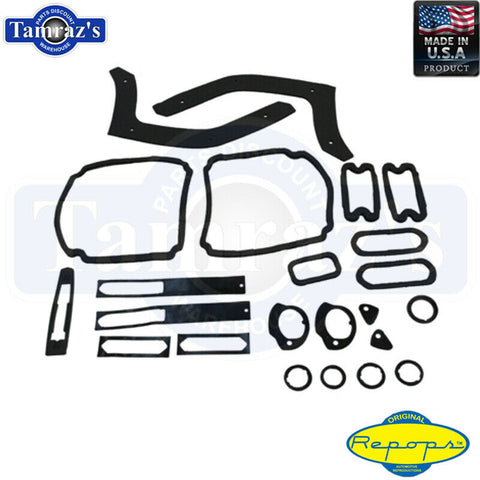1969 69 Chevelle Malibu SS Paint Gasket Seal Kit New