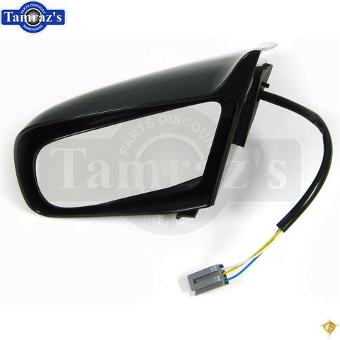 87-93 Mustang Outside Exterior POWER Door Mirror Housing Assembly - LEFT