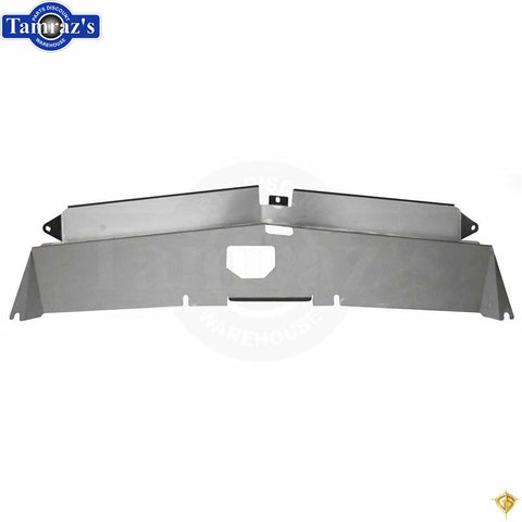 83-88 Monte Carlo SS Radiator Core Support Fascia Air Box Top Plate Stainless