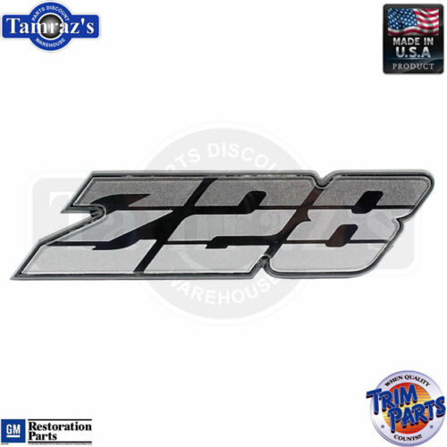 80-81 Camaro Front Nose Grill Grille Plastic Emblem Made in the USA