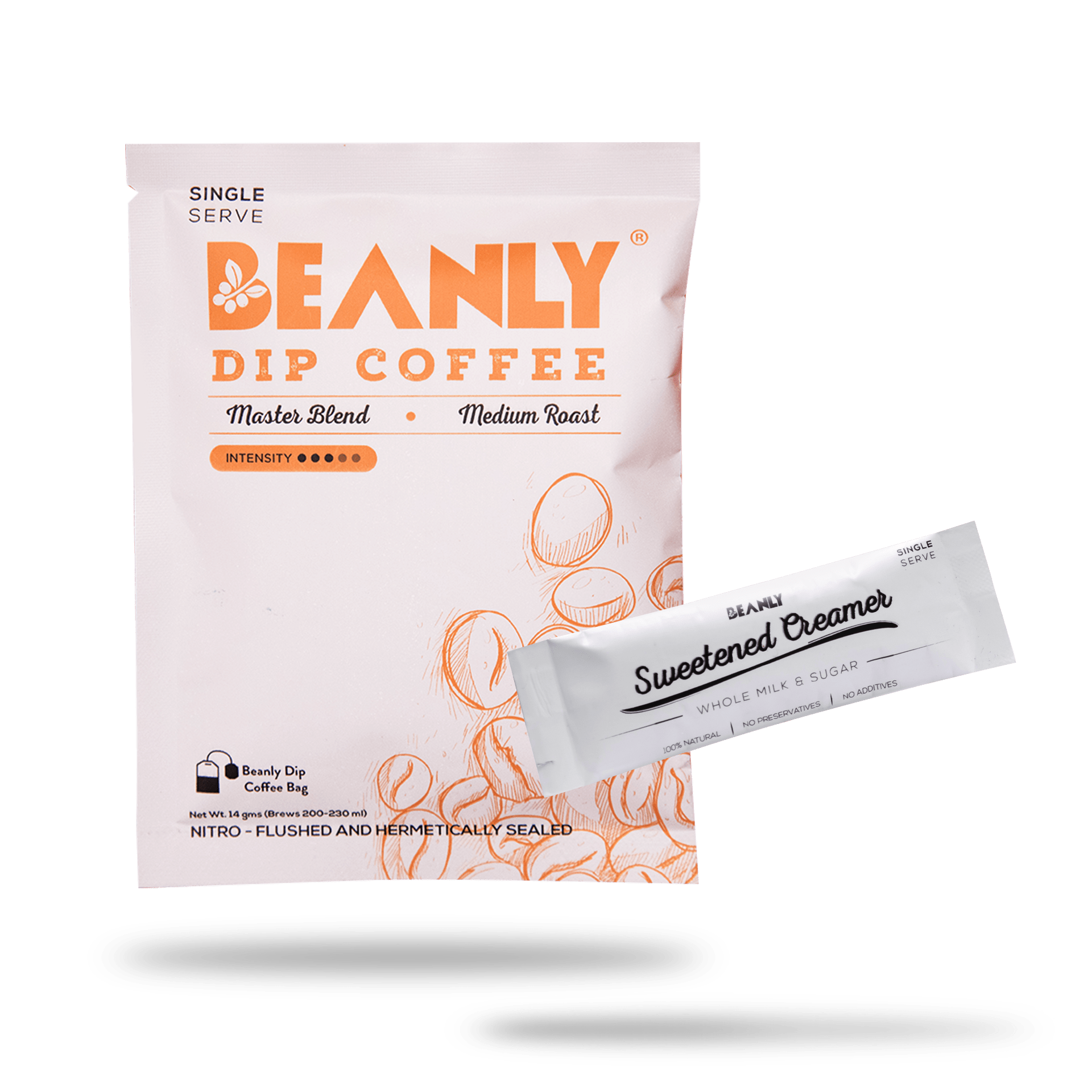 Master Blend Dip Coffee Pack of 30 - Beanly