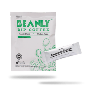 Organic Blend Dip Coffee - Beanly