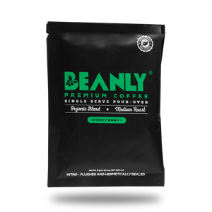 Organic Blend Pour-Over Pack of 30 - Beanly