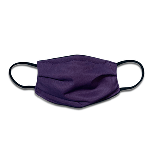 Kids Medical Style Mask Masked Family Purple