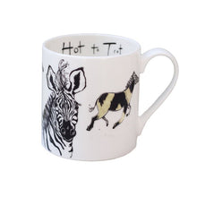 Load image into Gallery viewer, Hot to Trot Fine Bone China Mug