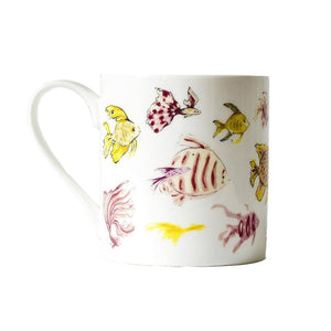 In the Pink Fine Bone China Mug