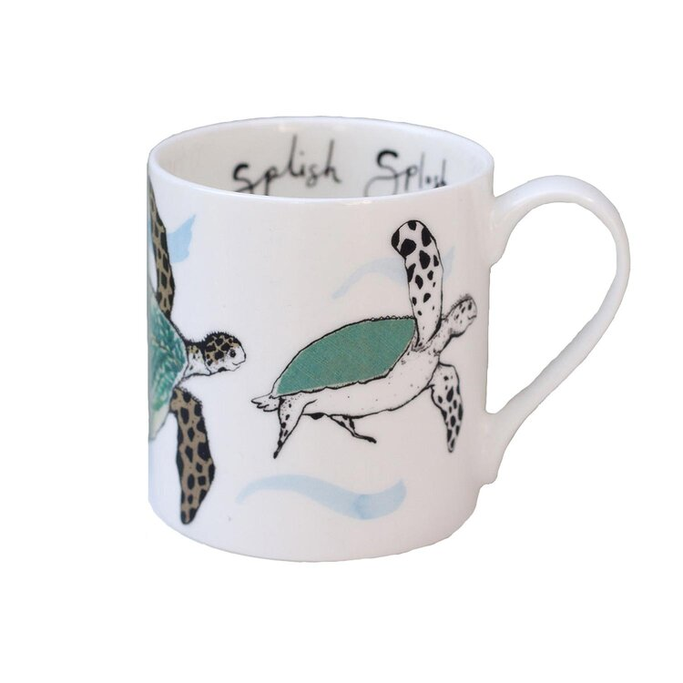 Splish Splosh Fine Bone China Mug