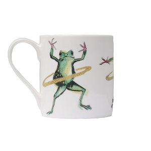 Work It! Fine Bone China Mug