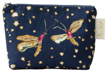 Load image into Gallery viewer, Fireflies Make Up Bag