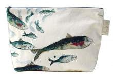 Load image into Gallery viewer, Fishy Friends Make Up Bag