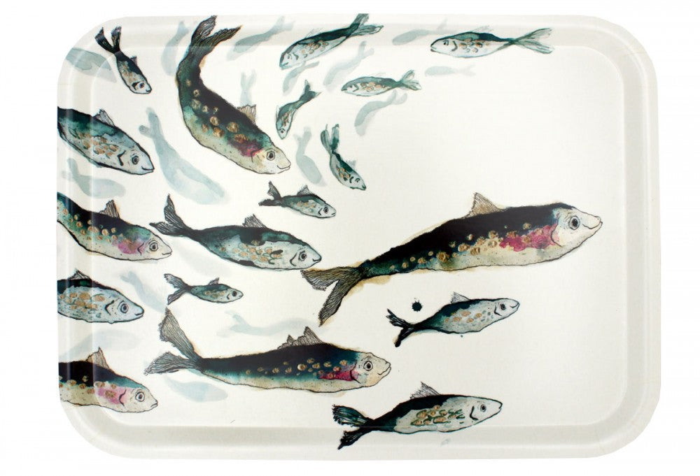 Fishy Friends Large Tray