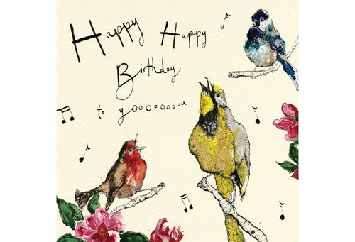 Birthday Sing Song Greeting Card