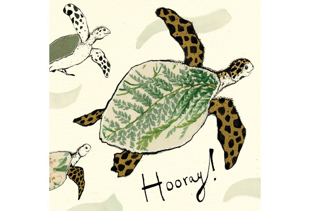 Hooray! Greeting Card