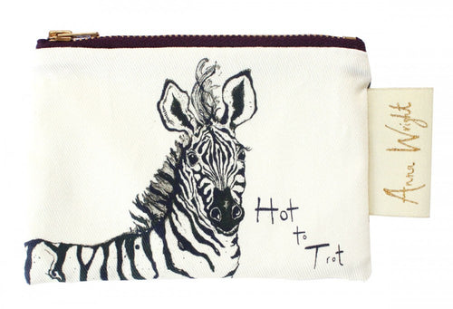 Hot to Trot Coin Purse