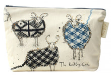 Load image into Gallery viewer, The Knitting Circle Make Up Bag