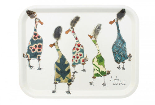 Ladies Who Lunch Medium Tray