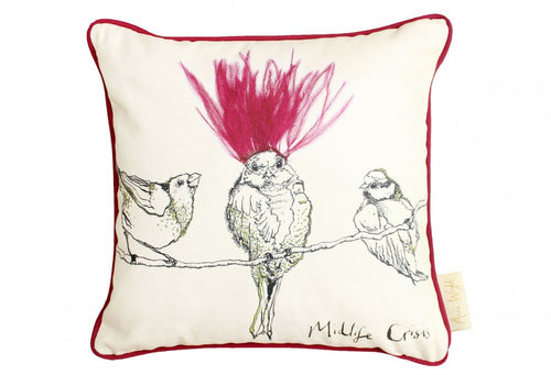 Midlife Crisis Cushion