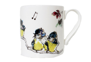 Oooh Baby Love Fine Bone China Mug