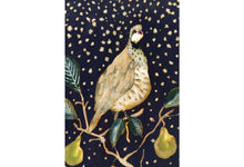 "Load image into Gallery viewer, ""Partidge in a Pear Tree""  Small Signed Print"
