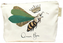 Load image into Gallery viewer, Queen Bee Wash Bag