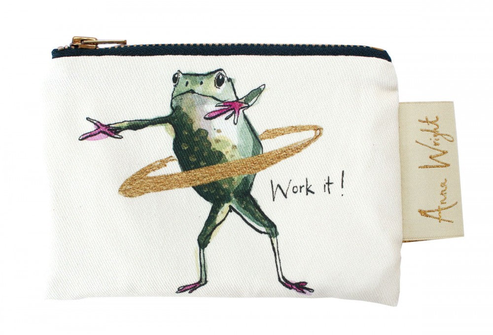 Work It! Coin Purse