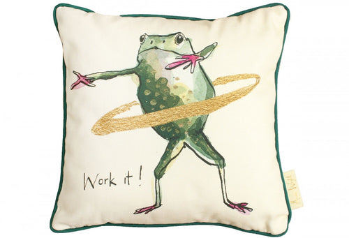 Work It! Cushion