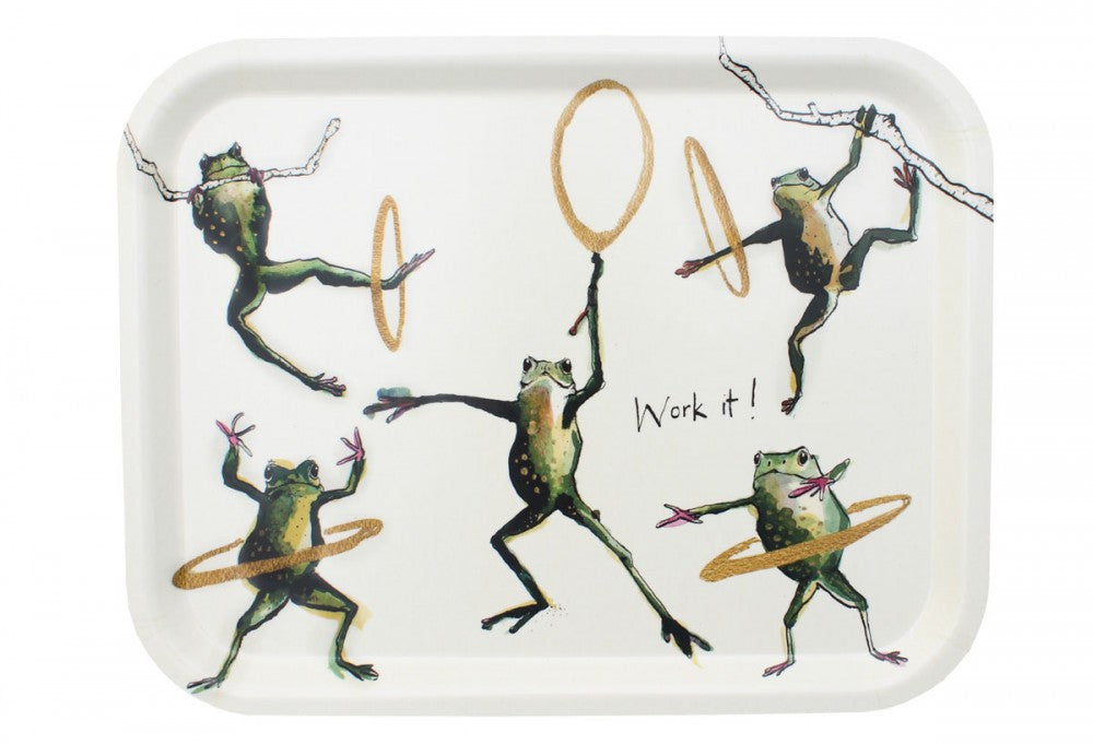 Work It! Medium Tray