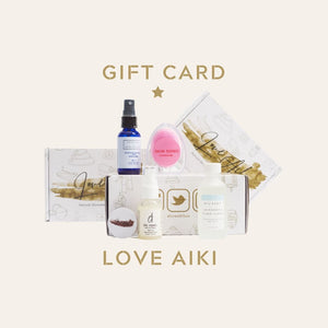 LOVE AIKI GIFT CARD