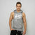 Gainz4Change Sleeveless Hoodie grey - Gainz4Change